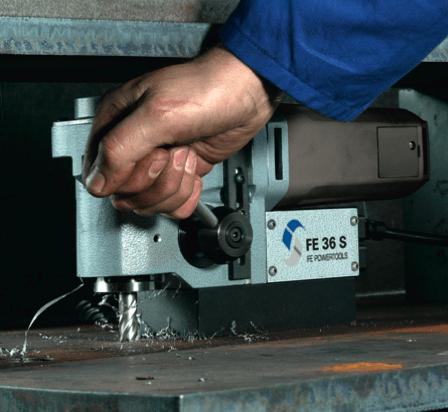Magnetic drilling machines FE-Powertools