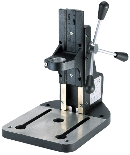 drill stand clamping systems