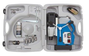 FE 50 RLX Manyetik Matkap örnek taşıma çantası ile birlikte