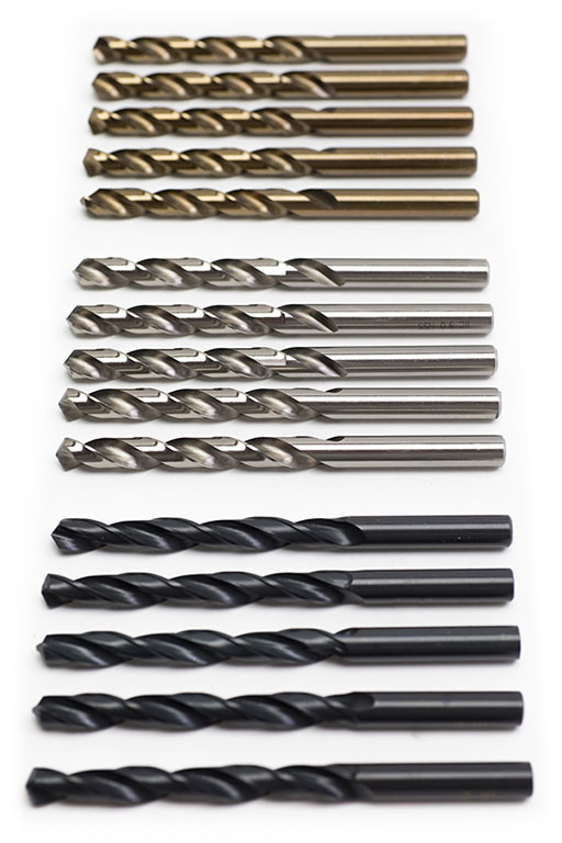 Fe Powertools Twist Drills