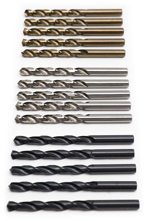 Fe Powertools Twist Drills