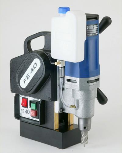 Magnetic Drilling Machine FE 40 Fe Powertools The Nederlands