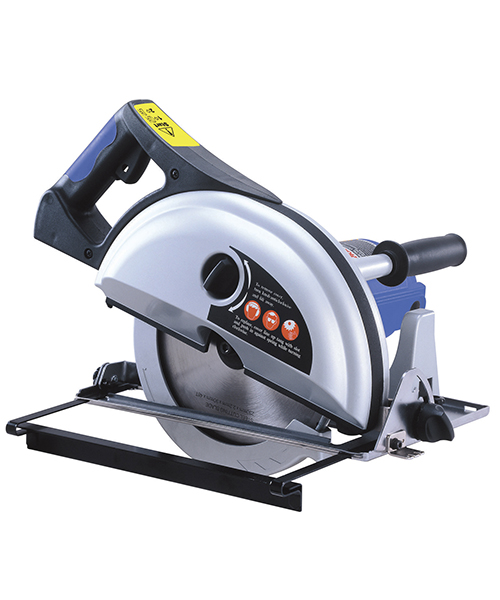 Hand circular saw for steel