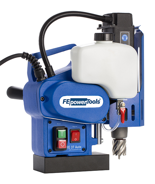 Magnetic Drilling Machine FE 37 AUTO ( full automatic)